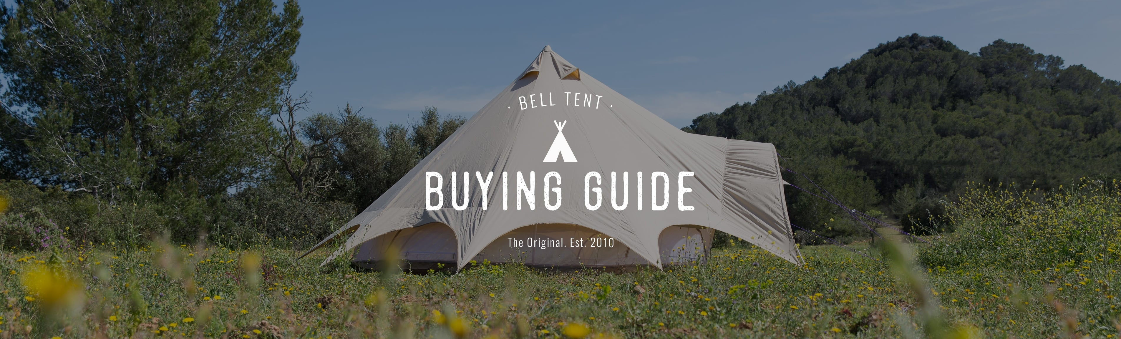 how easy to pitch bell tent