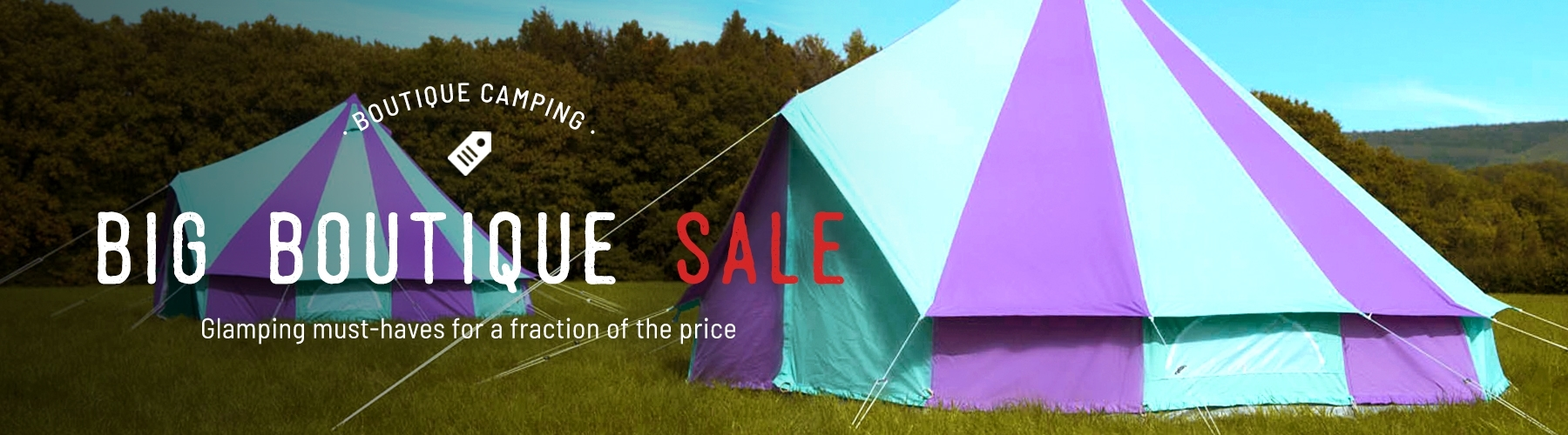 Sale Banner for Homepage US